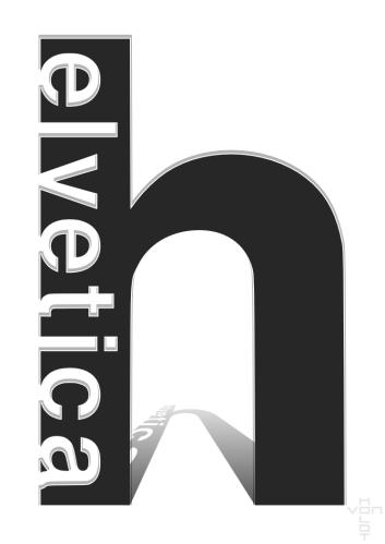 Doodle 635 - Helvetica